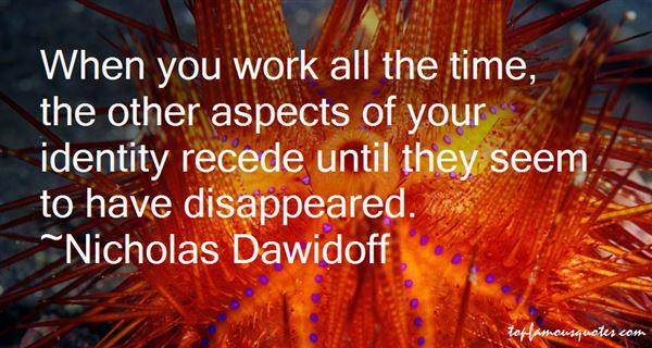 Nicholas Dawidoff Quotes