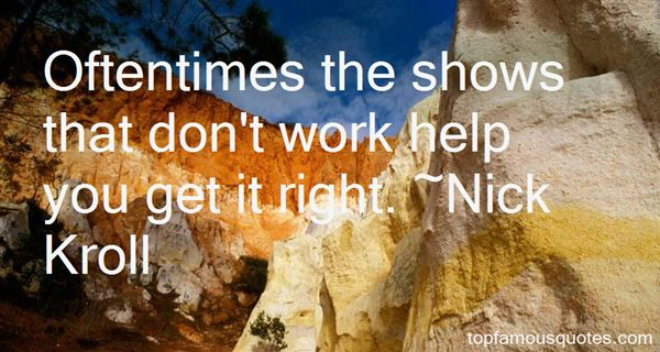 Nick Kroll Quotes