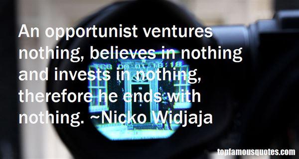 Nicko Widjaja Quotes