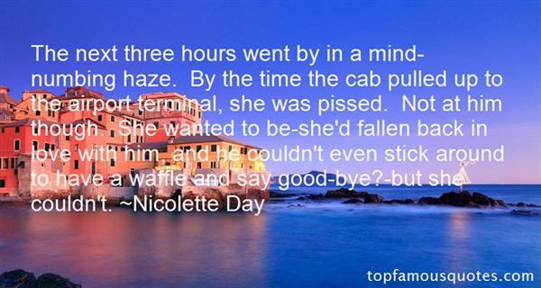 Nicolette Day Quotes