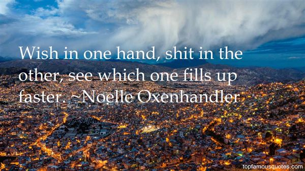Noelle Oxenhandler Quotes