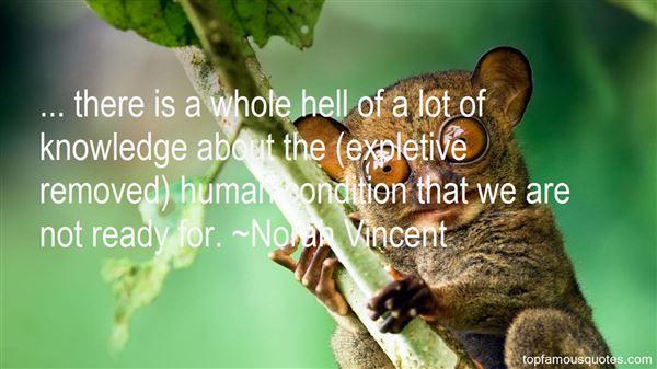 Norah Vincent Quotes