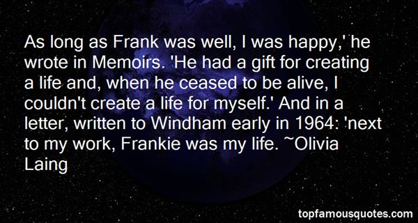 Olivia Laing Quotes