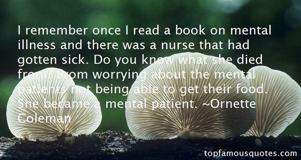 Ornette Coleman Quotes