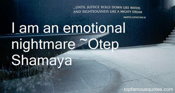 Otep Shamaya Quotes