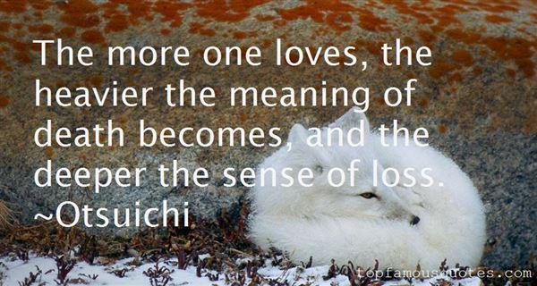 Otsuichi Quotes