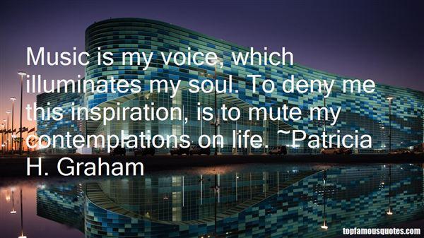 Patricia H. Graham Quotes