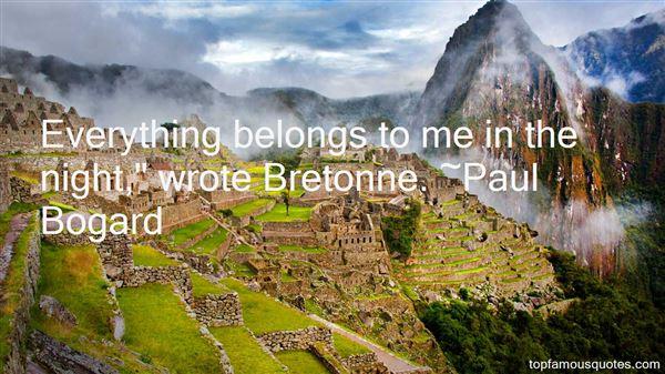 Paul Bogard Quotes