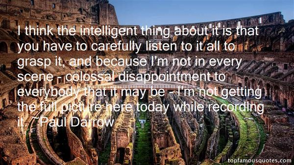 Paul Darrow Quotes