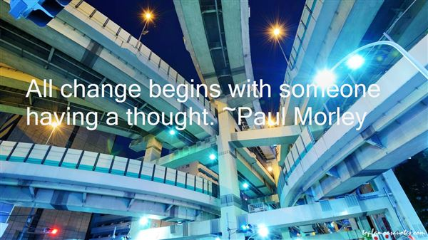Paul Morley Quotes