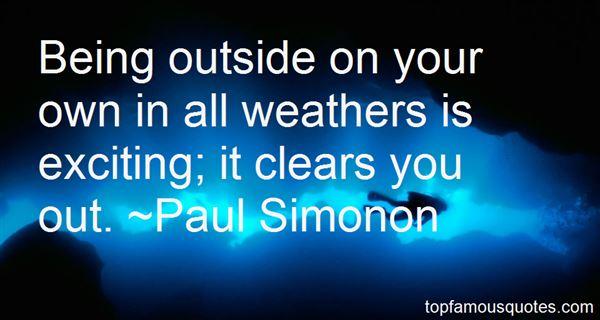 Paul Simonon Quotes