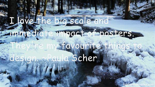 Paula Scher Quotes