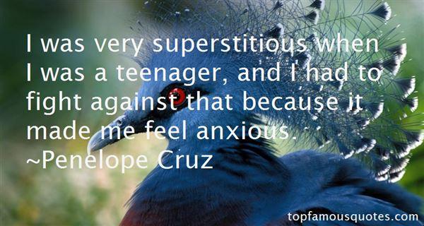 Penelope Cruz Quotes