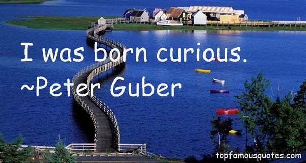 Peter Guber Quotes
