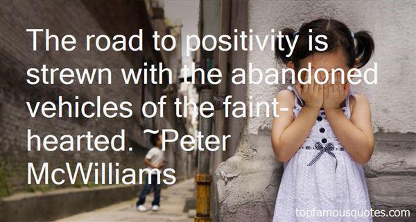 Peter McWilliams Quotes