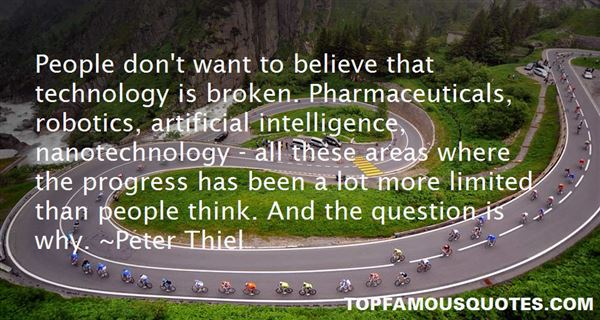 Peter Thiel Quotes