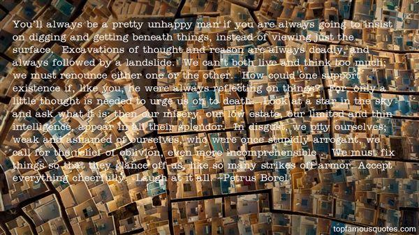 Petrus Borel Quotes