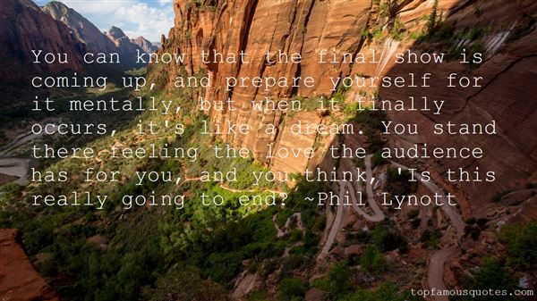 Phil Lynott Quotes