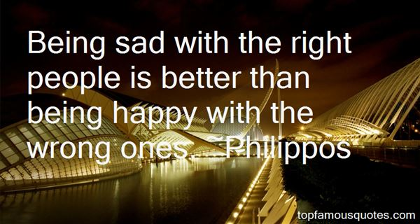 Philippos Quotes
