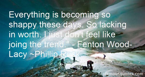 Phillip Rock Quotes
