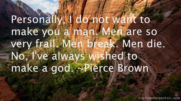 Pierce Brown Quotes