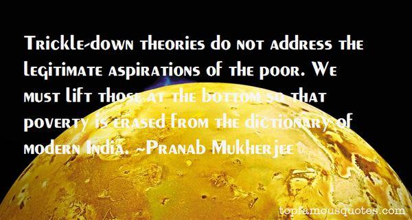 Pranab Mukherjee Quotes
