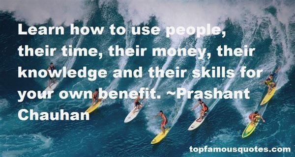 Prashant Chauhan Quotes