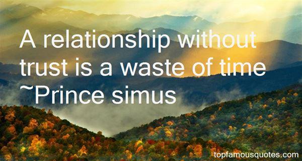 Prince Simus Quotes