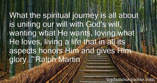 Ralph Martin Quotes