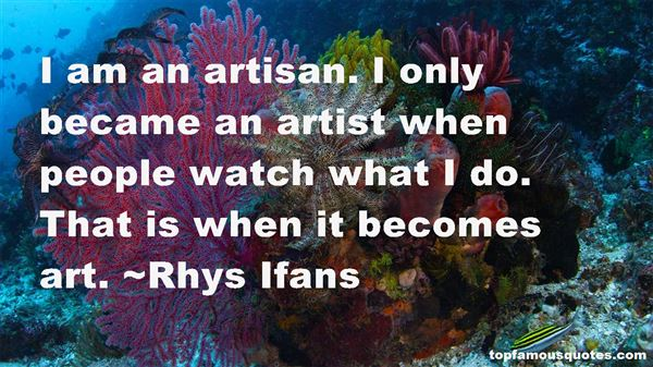Rhys Ifans Quotes
