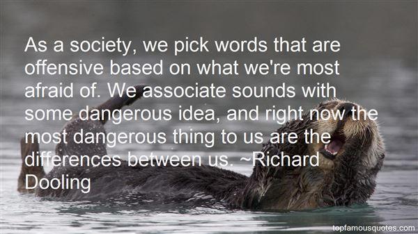 Richard Dooling Quotes
