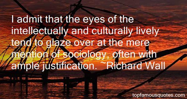 Richard Wall Quotes