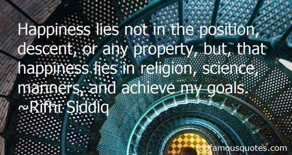 Rifhi Siddiq Quotes