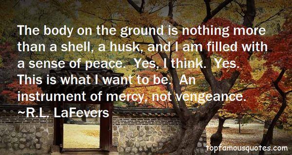 R.L. LaFevers Quotes