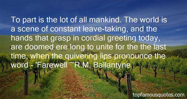 R.M. Ballantyne Quotes