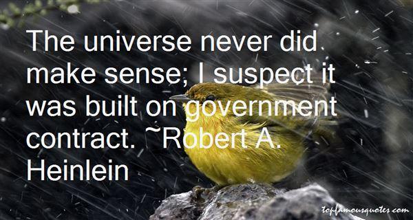Robert A. Heinlein Quotes
