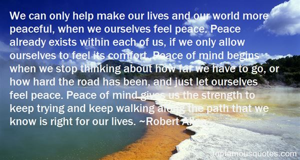 Robert Allen Quotes