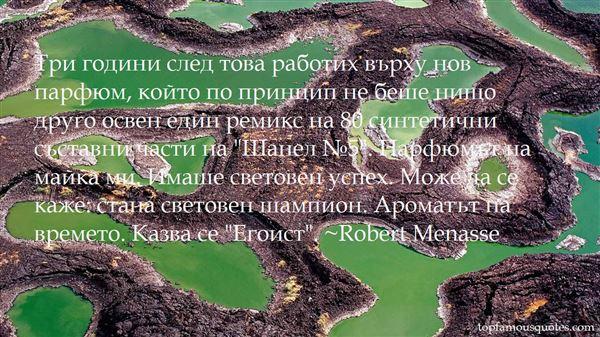 Robert Menasse Quotes