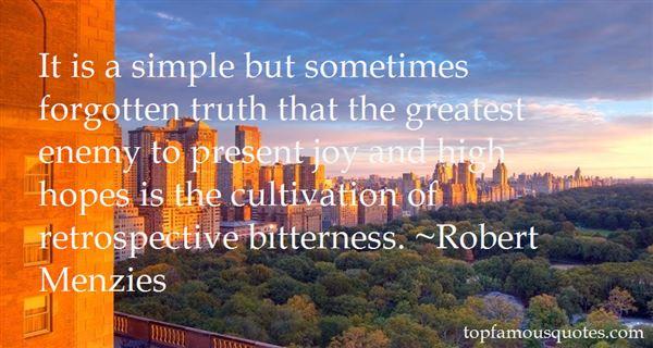 Robert Menzies Quotes