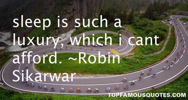 Robin Sikarwar Quotes