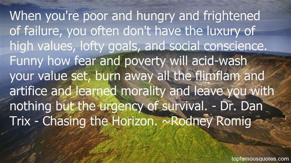 Rodney Romig Quotes
