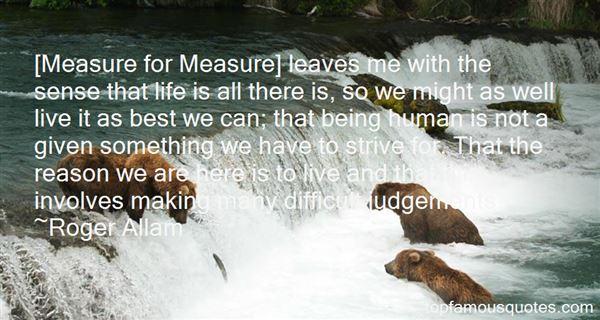Roger Allam Quotes