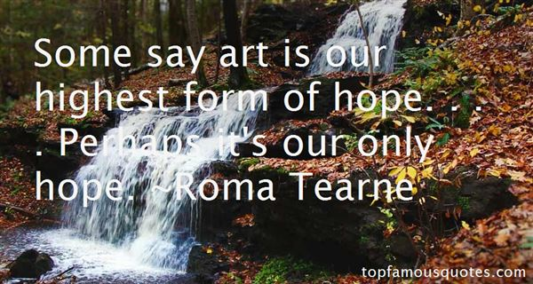 Roma Tearne Quotes