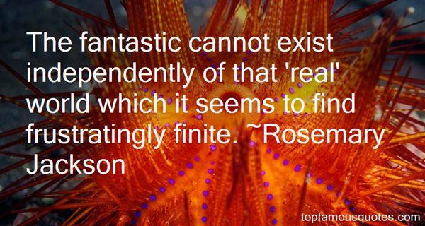 Rosemary Jackson Quotes
