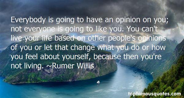 Rumer Willis Quotes