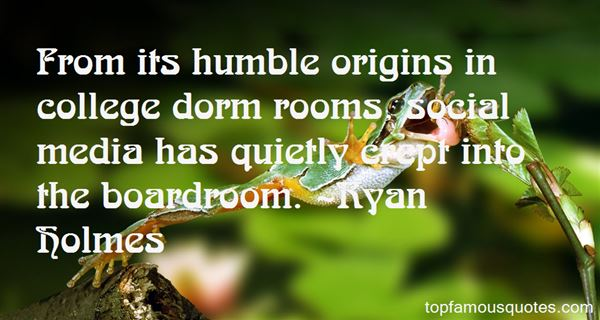 Ryan Holmes Quotes