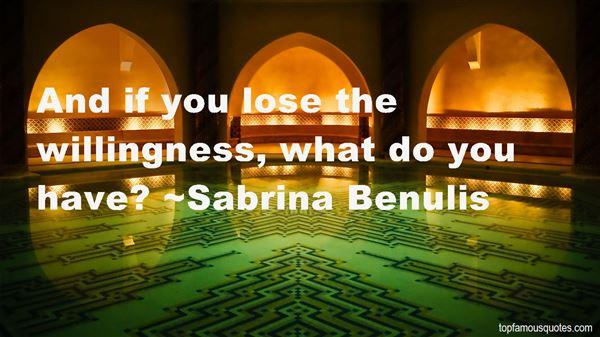 Sabrina Benulis Quotes
