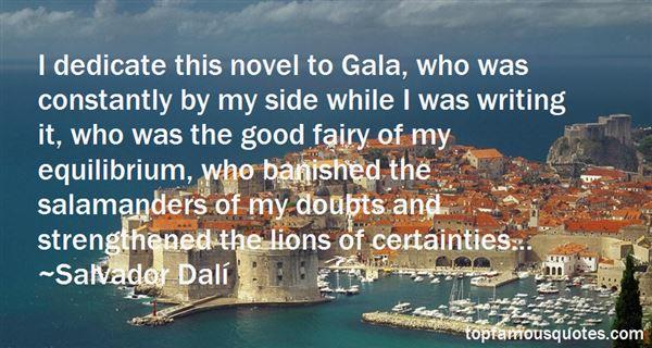 Salvador Dalí Quotes