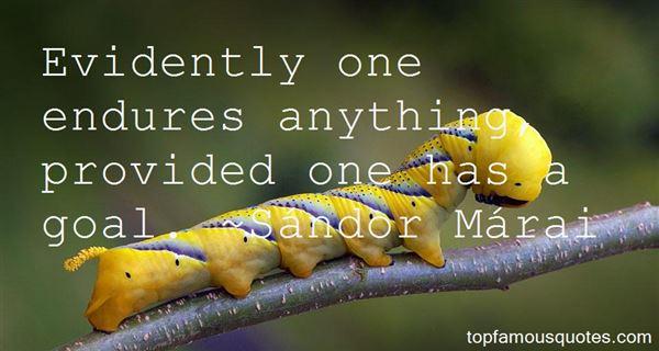 Sándor Márai Quotes