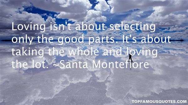 Santa Montefiore Quotes